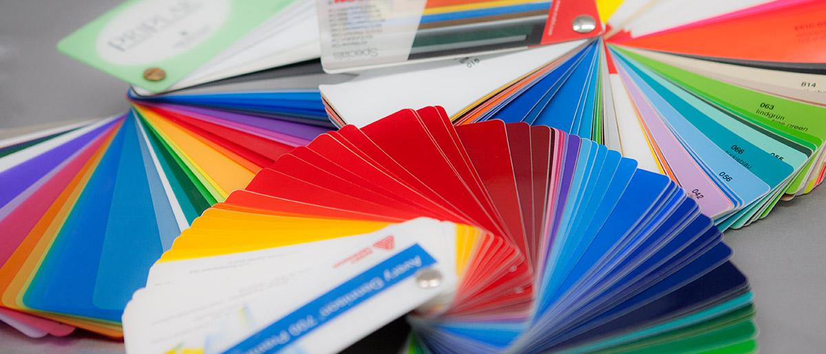 Permalink zu:volle Farbauswahl & Kontrolle